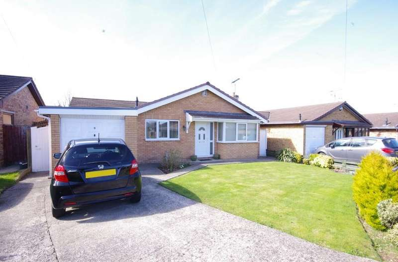 3 Bedrooms Detached Bungalow for sale in Lowther Court, Bodelwyddan