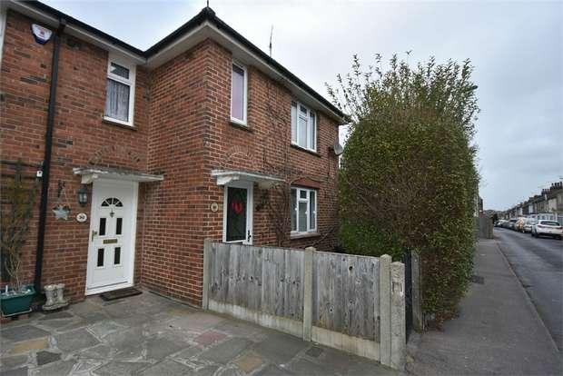 4 Bedrooms Semi Detached House for sale in Poets Corner, Margate, Kent