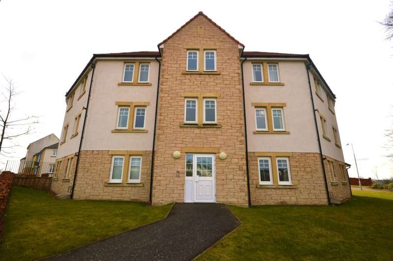 2 Bedrooms Flat for sale in Aberdour Road, Dunfermline, KY11