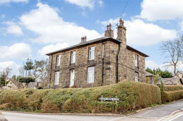 5 Bedrooms Detached House for sale in Reedley Road, Burnley, Lancashire