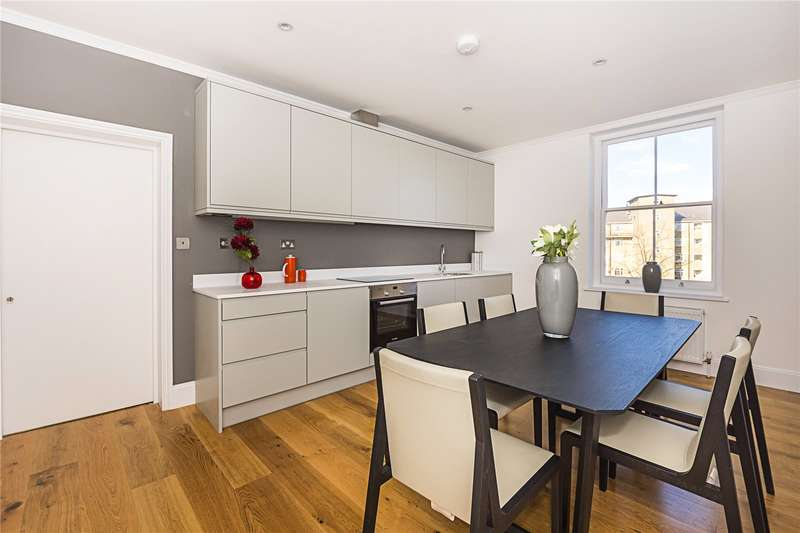 1 Bedroom Flat for sale in Clapham Road, London, SW9