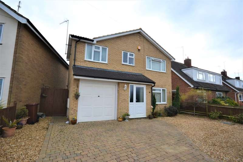 4 Bedrooms Detached House for sale in Ryeland Road, Duston, Northampton, NN5