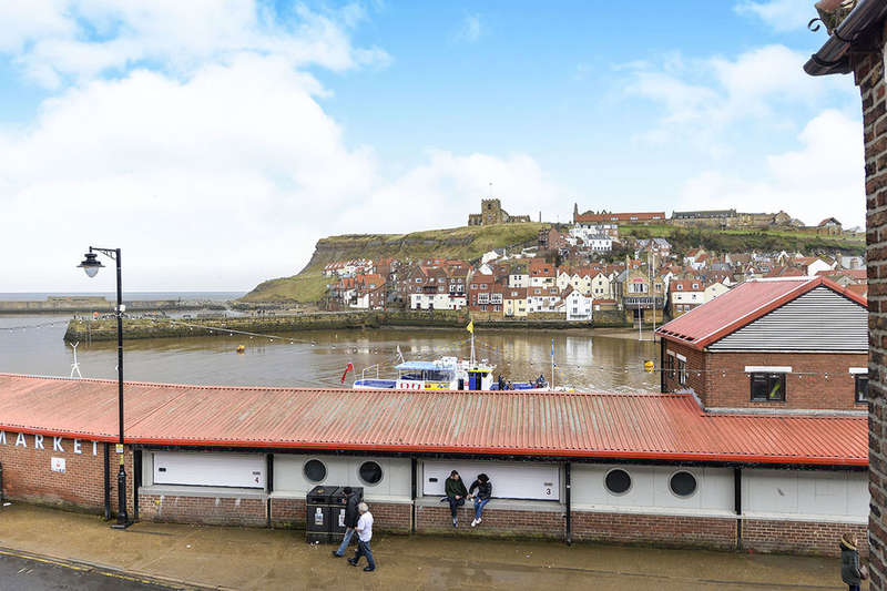 1 Bedroom Flat for sale in The Cragg, Whitby, YO21