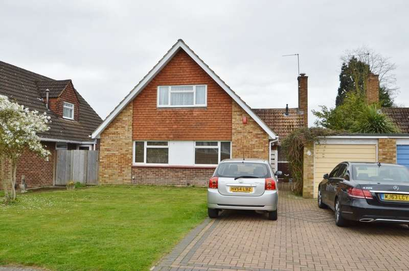 4 Bedrooms Detached House for sale in Halkingcroft, Langley, SL3