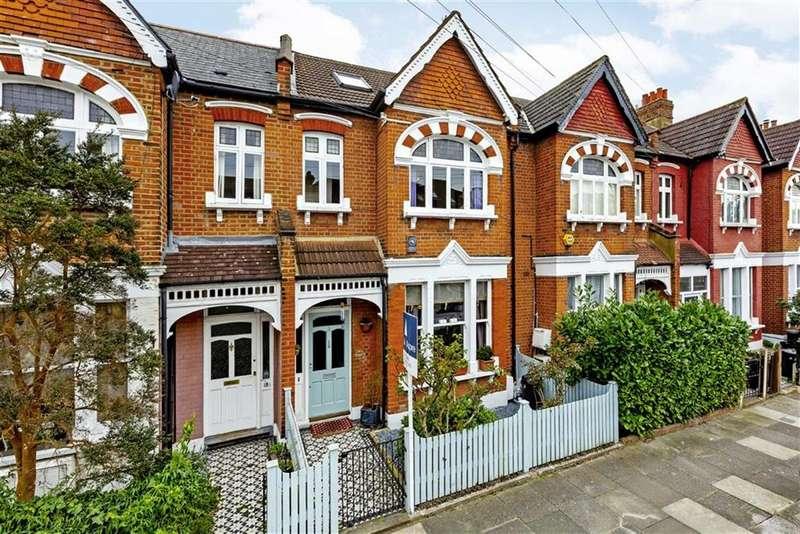 5 Bedrooms House for sale in Woodnook Road, Furzedown, London