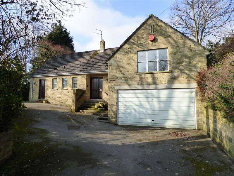 2 Bedrooms Detached Bungalow for sale in Oakfield Road, Birkby, Huddersfield