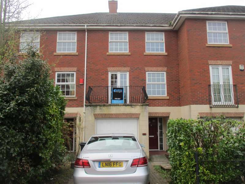 4 Bedrooms Town House for sale in Heol Terrell, Canton, Cardiff