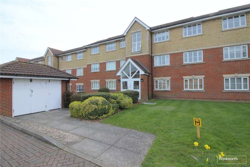 1 Bedroom Flat for sale in Armstrong Close, Borehamwood, Hertfordshire, WD6