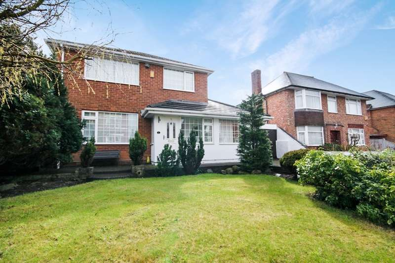 3 Bedrooms Detached House for sale in Stanley Avenue, Birkdale, Southport