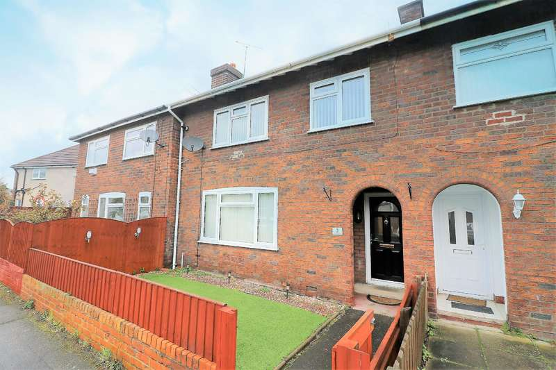 2 Bedrooms House for sale in Rostherne Avenue, Wallasey, CH44 5RZ
