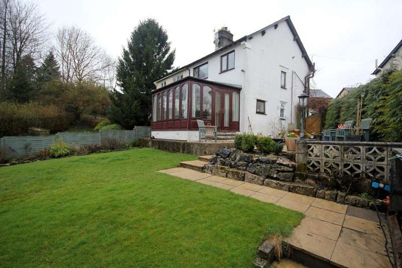 3 Bedrooms Semi Detached House for sale in Vicars Garth, Kendal