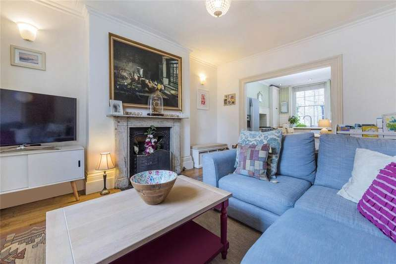 3 Bedrooms End Of Terrace House for sale in Randolph Street, London