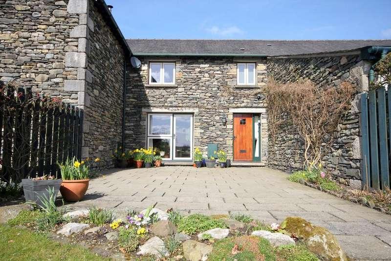 2 Bedrooms Barn Conversion Character Property for sale in Kiln Croft, Skelsmergh