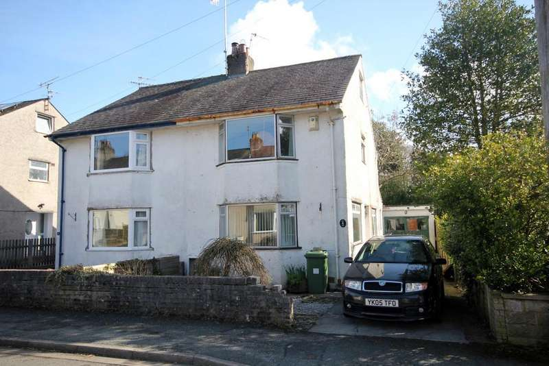 3 Bedrooms Semi Detached House for sale in Thornleigh Road, Kendal