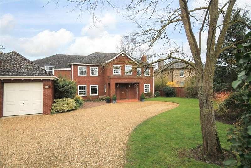 4 Bedrooms Detached House for sale in High Street, Landbeach, Cambridge, CB25