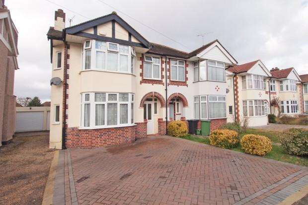 3 Bedrooms Semi Detached House for sale in Station Avenue, Ewell, KT19