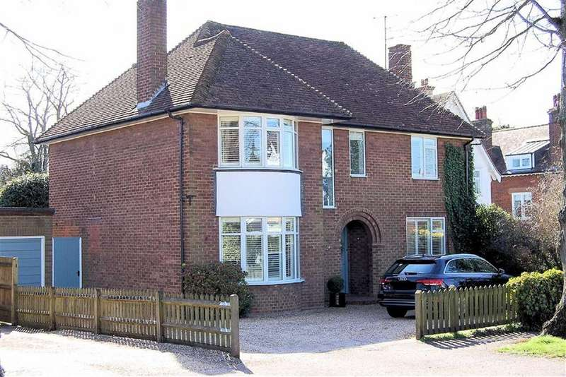 4 Bedrooms Detached House for sale in Wymondley Road, Hitchin, Hertfordshire