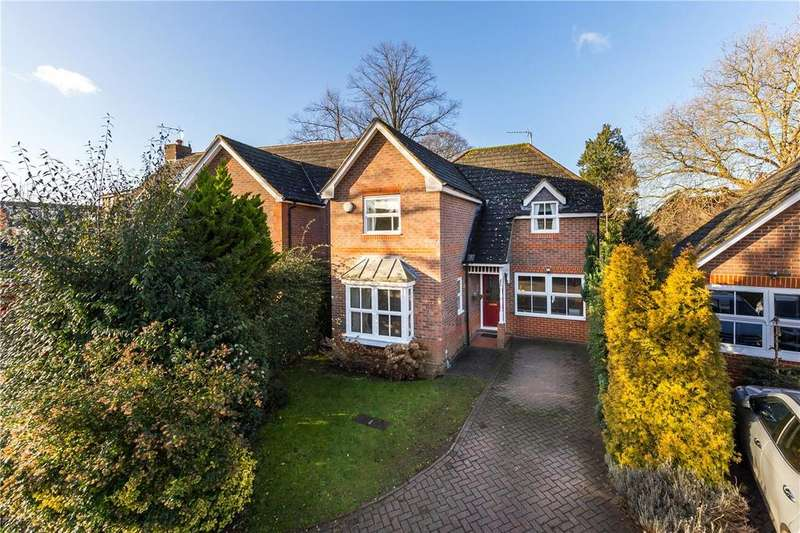 3 Bedrooms Detached House for sale in Edison Close, St. Albans, Hertfordshire
