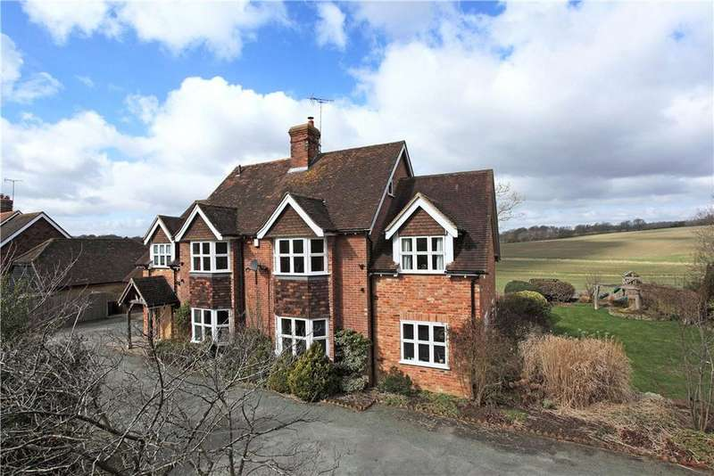 6 Bedrooms Detached House for sale in Golford, Cranbrook, Kent, TN17