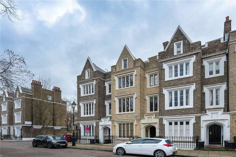 1 Bedroom Flat for sale in Lonsdale Square, London, N1