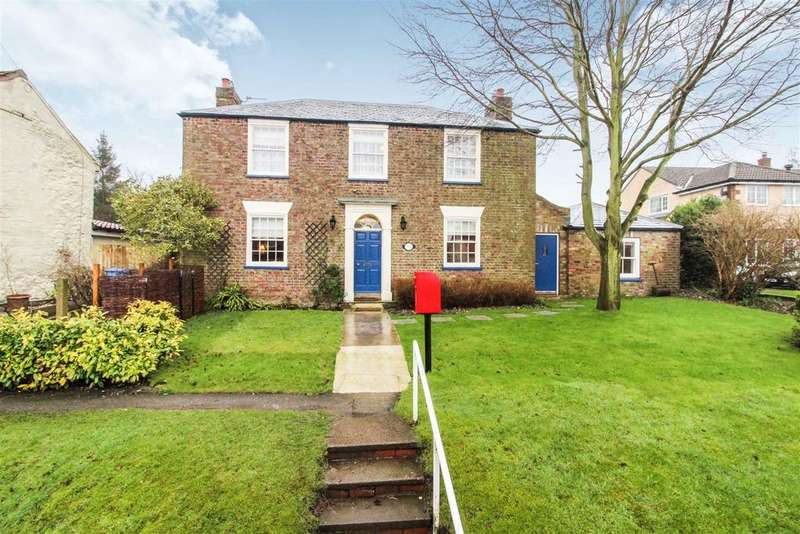 5 Bedrooms Detached House for sale in Thwing, Driffield