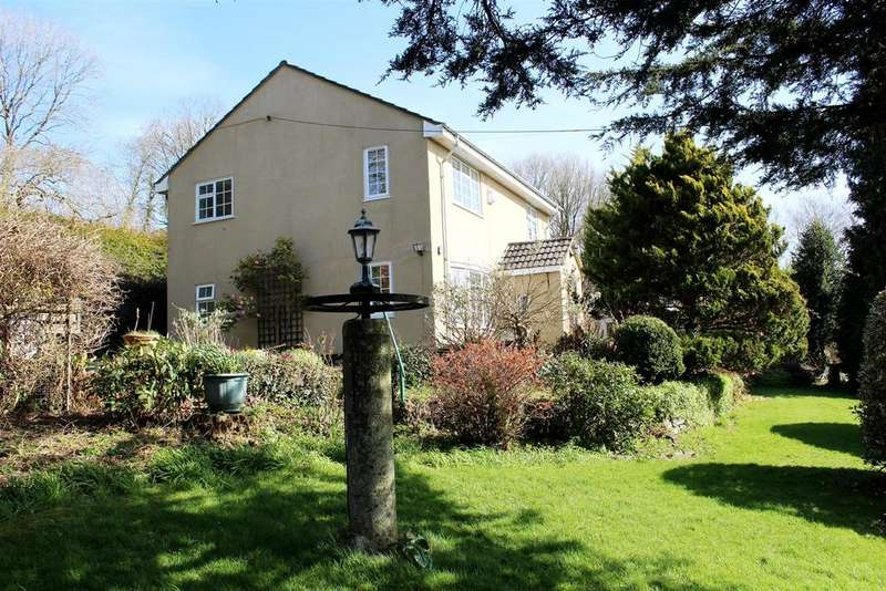 3 Bedrooms Detached House for sale in Goodleigh Road, Barnstaple