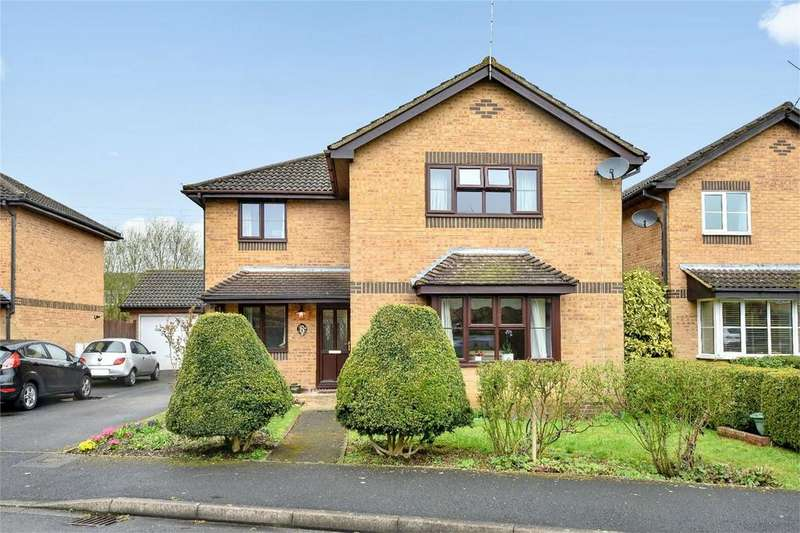 4 Bedrooms Detached House for rent in Chepstow Close, Chandler's Ford, Hampshire