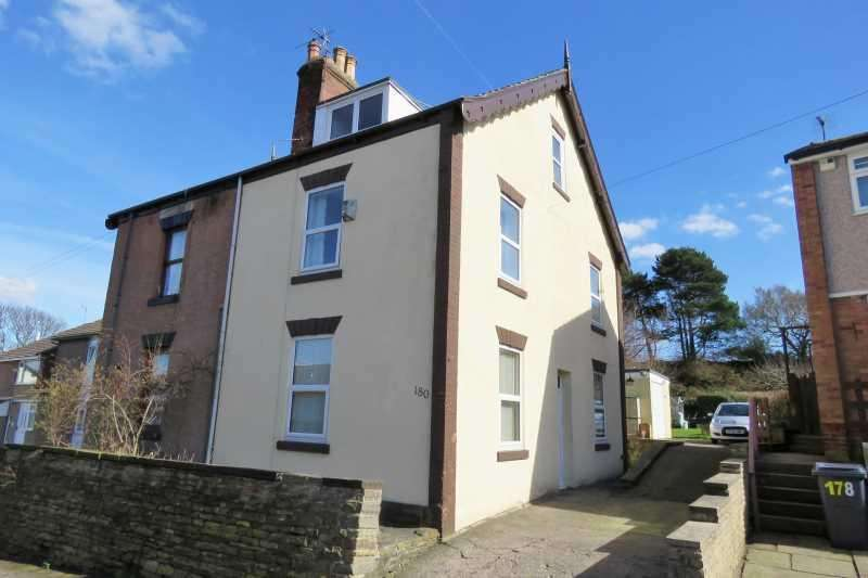 4 Bedrooms Semi Detached House for sale in Mount View Road Norton Lees, Sheffield, S8 8PL