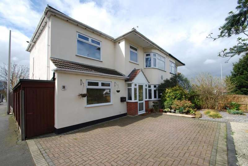 4 Bedrooms Semi Detached House for sale in Southend Arterial Road, Hornchurch, Essex, RM11