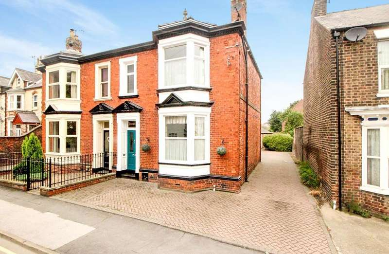 5 Bedrooms Semi Detached House for sale in Beverley Road, Driffield