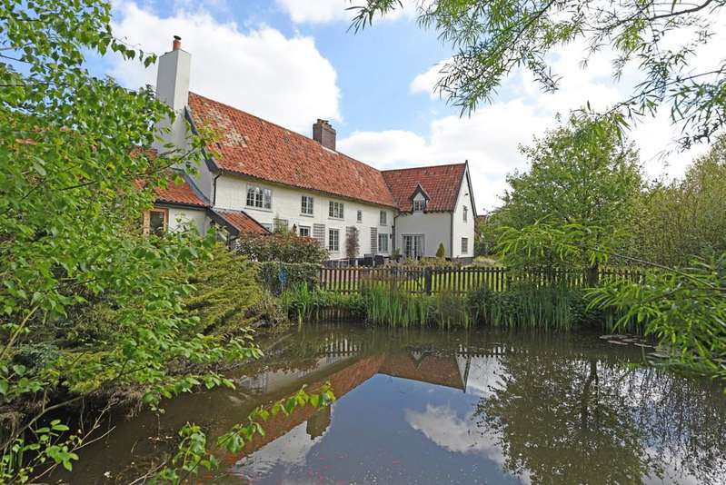 8 Bedrooms Farm House Character Property for sale in Horham, Nr Eye, Suffolk