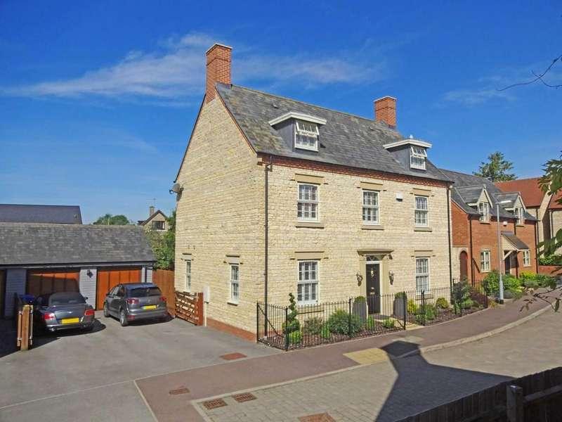 5 Bedrooms Detached House for sale in Kennel Lane, Paulerspury