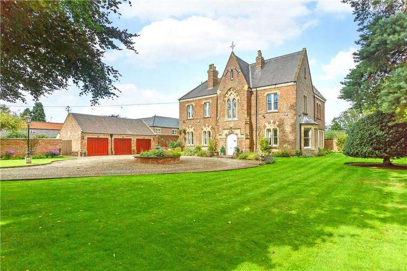 6 Bedrooms Detached House for sale in Glebe House, Sowerby, Thirsk, YO7