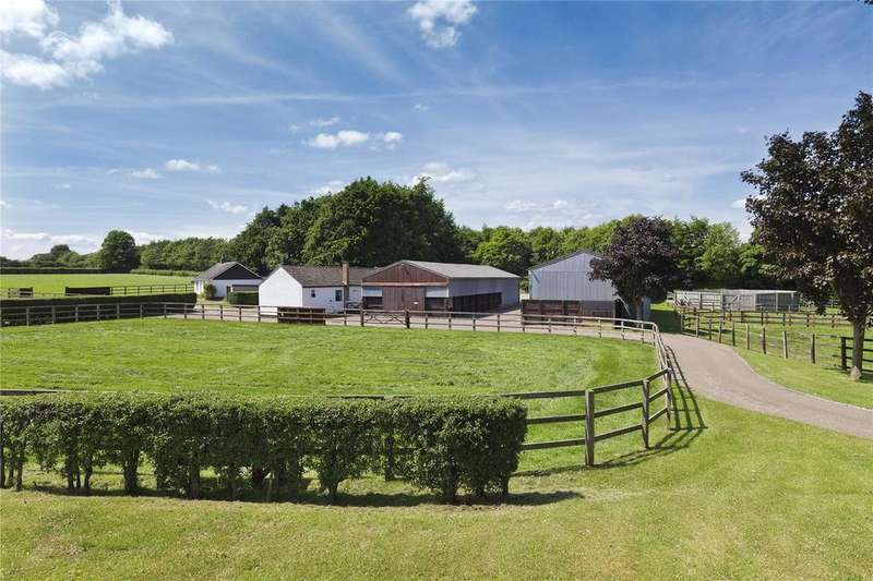 3 Bedrooms Equestrian Facility Character Property for sale in Lot 2: Glebe Stud, Cheveley, Newmarket, Suffolk, CB8