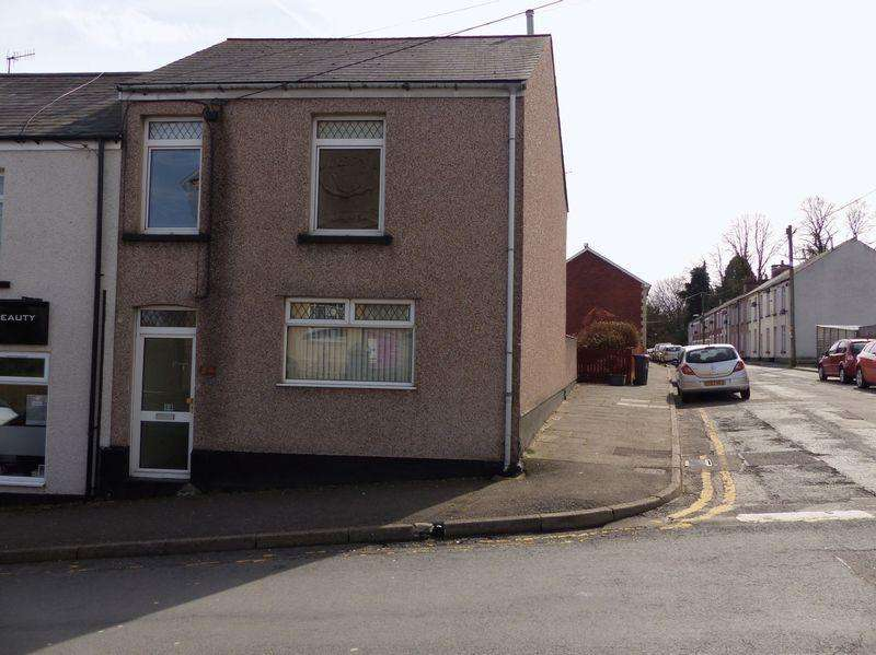 3 Bedrooms End Of Terrace House for sale in Kemys Street, Pontypool
