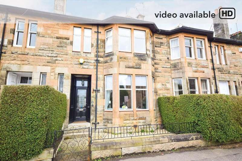 3 Bedrooms Terraced House for sale in Orchard Park, Giffnock, Glasgow, G46 6JJ