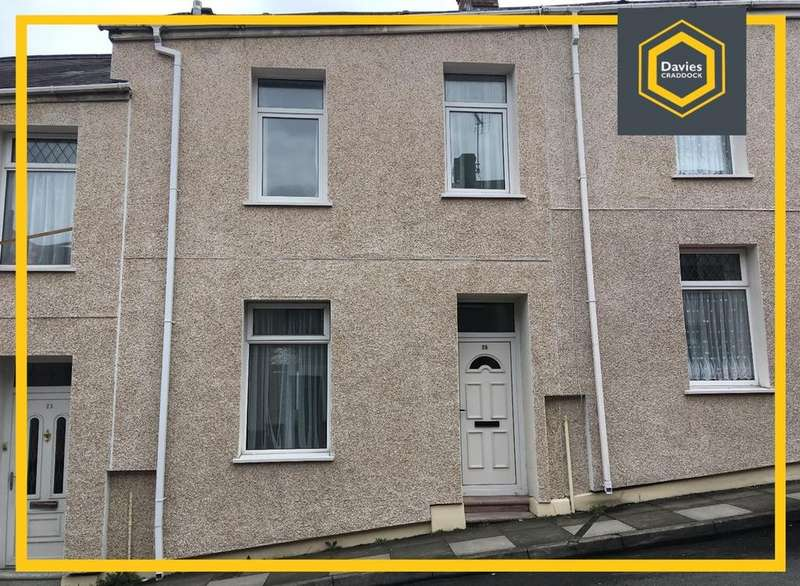 3 Bedrooms Terraced House for sale in Bigyn Road, Llanelli, SA15