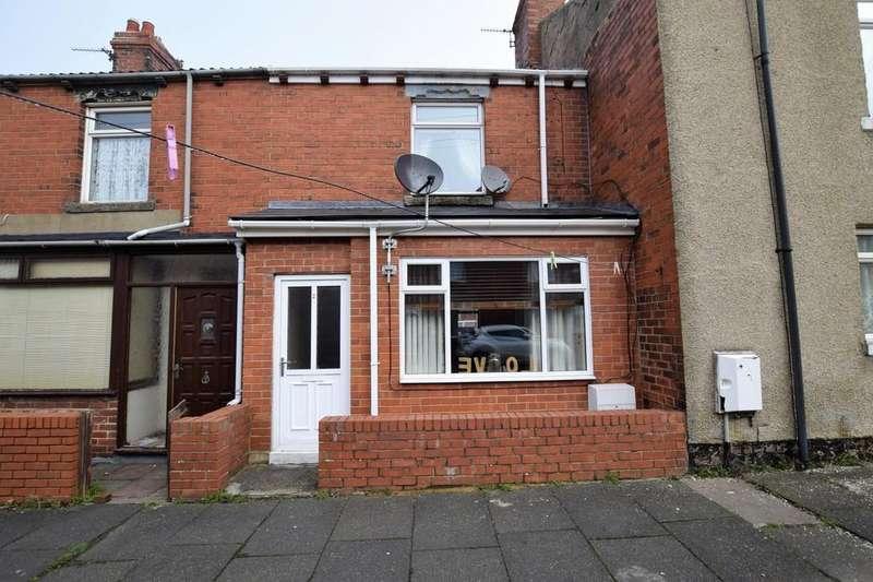 2 Bedrooms Terraced House for sale in Belle Street, Stanley