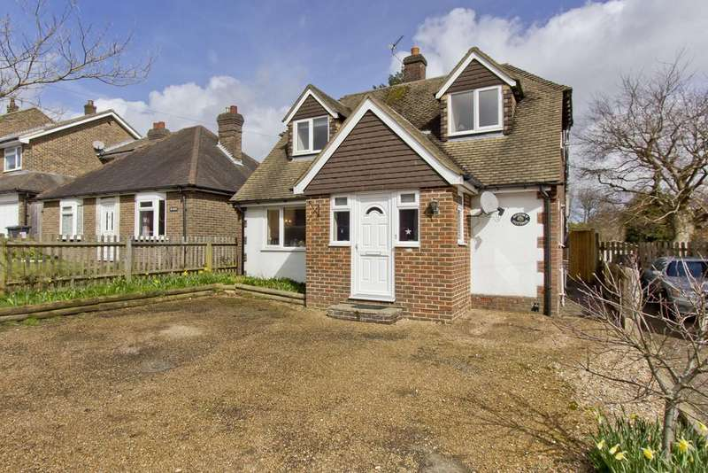 4 Bedrooms Detached House for sale in Poundfield Road, Crowborough