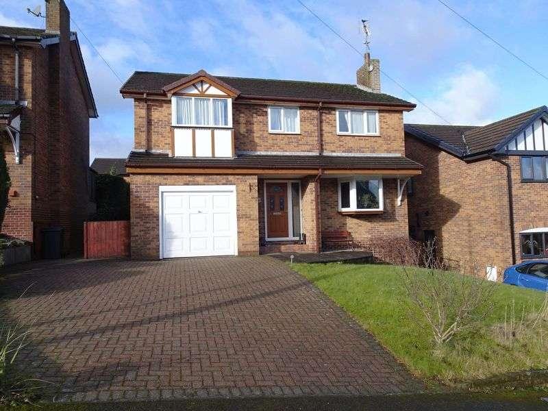 4 Bedrooms Property for sale in Beechwood, Glossop
