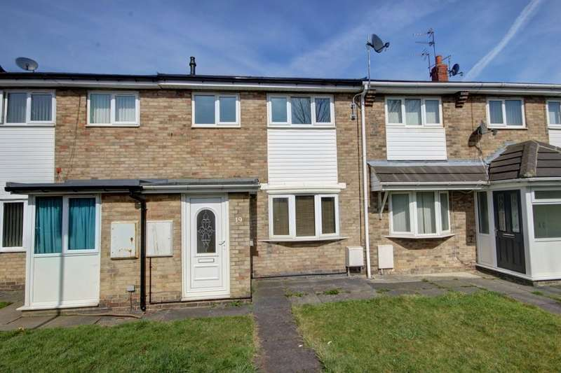 3 Bedrooms Property for sale in Ravensworth Court, South Hetton, Durham, DH6