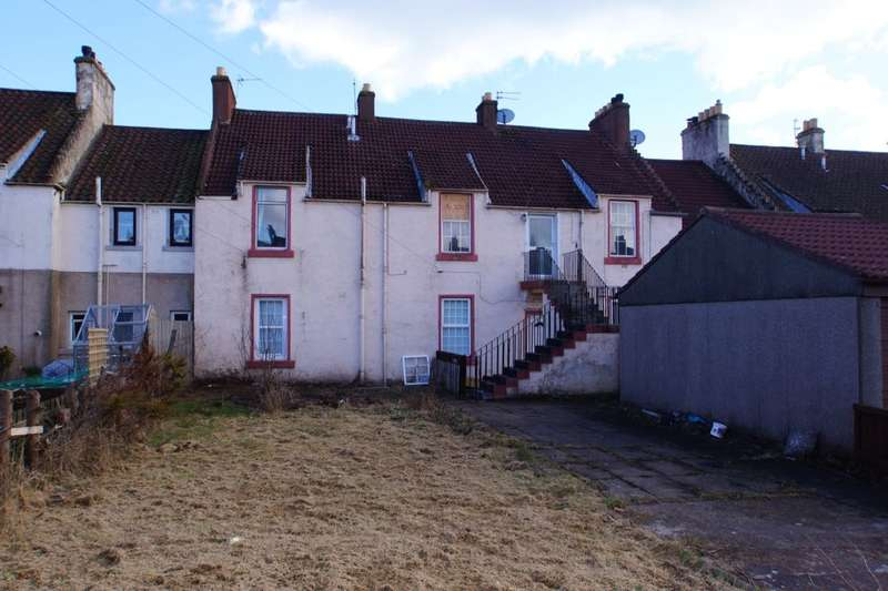 2 Bedrooms Flat for sale in Forth Street, Methil, Leven, KY8