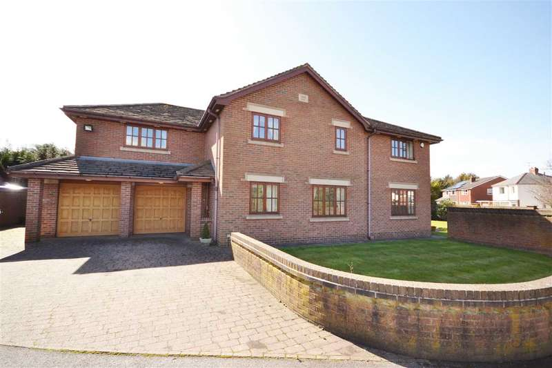 4 Bedrooms Detached House for sale in Lancaster Lane, Clayton Le Woods, Chorley