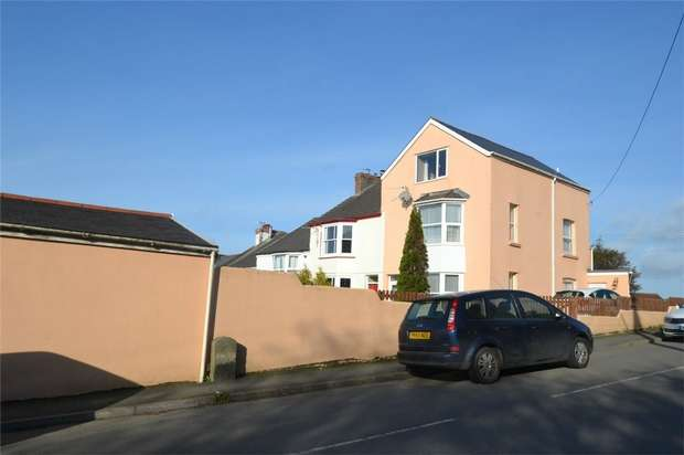 4 Bedrooms End Of Terrace House for sale in BISHOPS TAWTON, Barnstaple, Devon