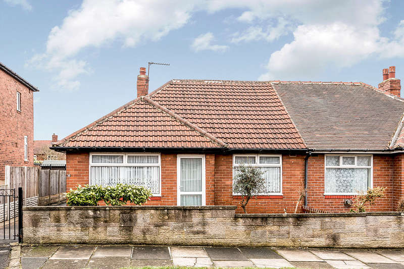 2 Bedrooms Semi Detached Bungalow for sale in Pinfold Hill, Leeds, LS15