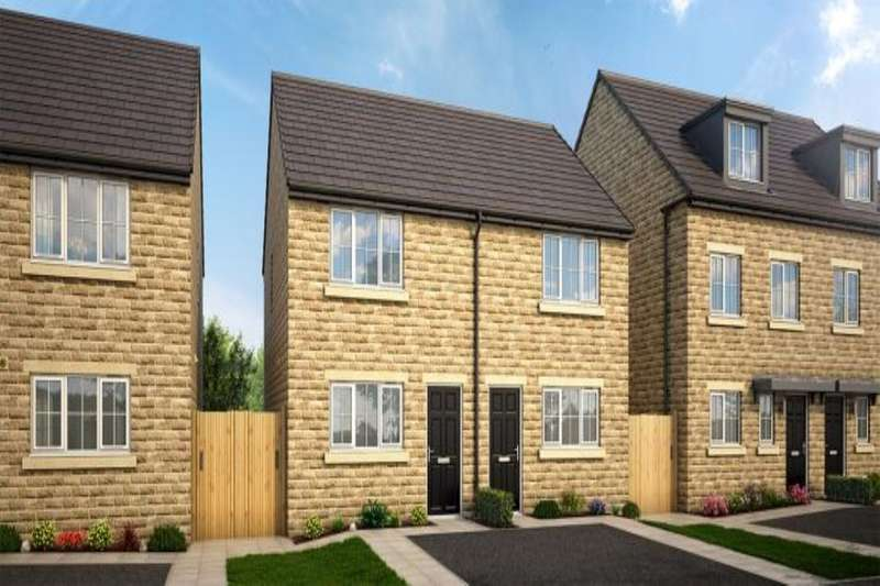 2 Bedrooms Semi Detached House for sale in Burnley, BB11