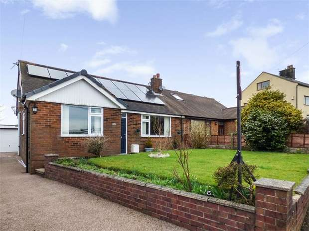 4 Bedrooms Semi Detached Bungalow for sale in Counthill Road, Oldham, Lancashire