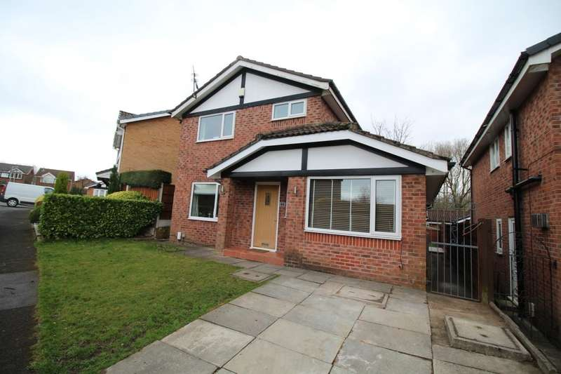 3 Bedrooms Detached House for sale in Calderbrook Drive, Cheadle Hulme, Cheadle, SK8