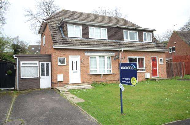 3 Bedrooms Semi Detached House for sale in Colliers Way, Reading, Berkshire