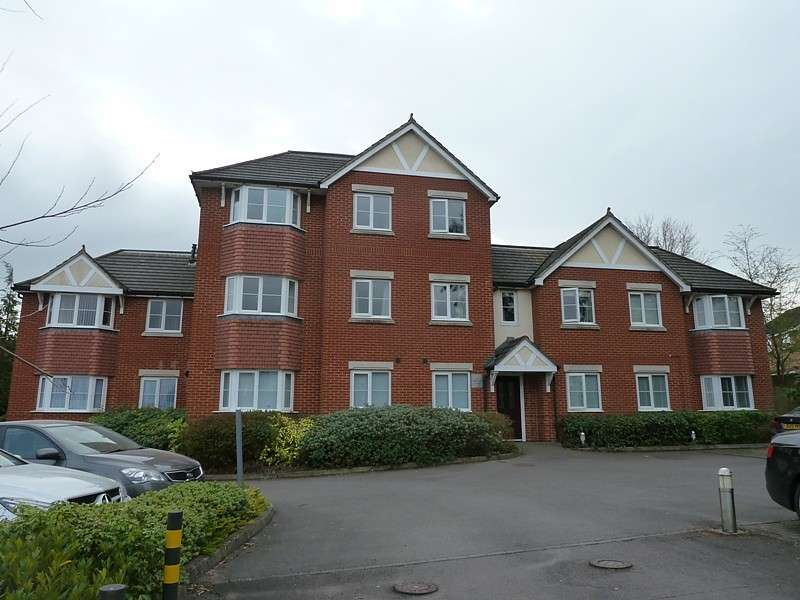 2 Bedrooms Flat for sale in Kenwilworth House, Telegraph Road, West End, Southampton, SO30
